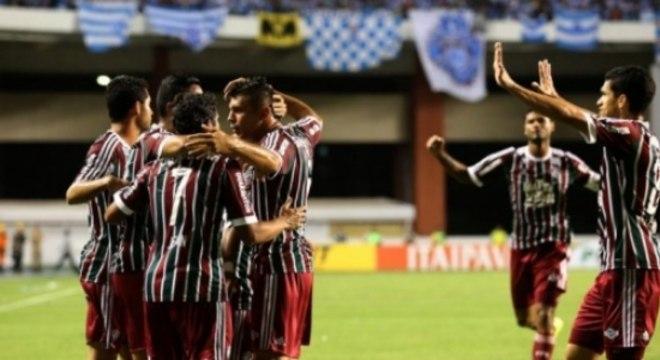 Em 2015, contra o Paysandu, o Flu venceu as duas partidas por 2 a 1 e se classificou para a segunda fase