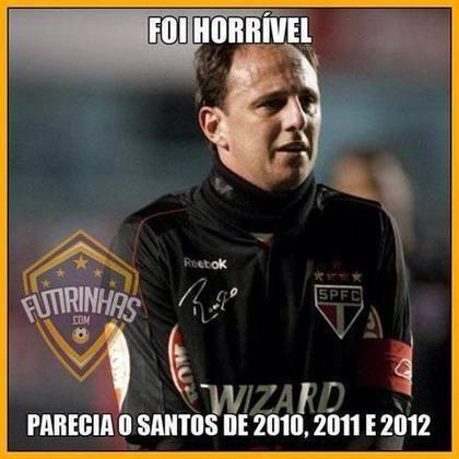 Em 2015, foi eliminado pelo Santos na semifinal do Campeonato Paulista e aumentou o jejum de títulos na competição