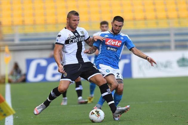 Em 2015, porém, veio a derrocada: com dívidas em 215 milhões de euros (estimados em R$ 853 milhões), o clube decretou sua falência. Seu recomeço aconteceu na Série D italiana, com o Parma