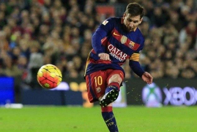 Em 2015/16, Messi comandou a equipe para mais um título espanhol e participou de 42 gols na La Liga e foi mais uma vez fundamental para um título catalão.