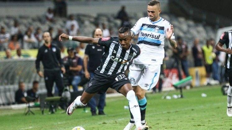 Em 2016, Grêmio e Atlético-MG se enfrentaram na final da Copa do Brasil. Na ida, em Belo Horizonte, o Tricolor Gaúcho venceu por 3 a 1. Na volta, em Porto Alegre, o empate por 1 a 1 sacramentou o título do Grêmio.