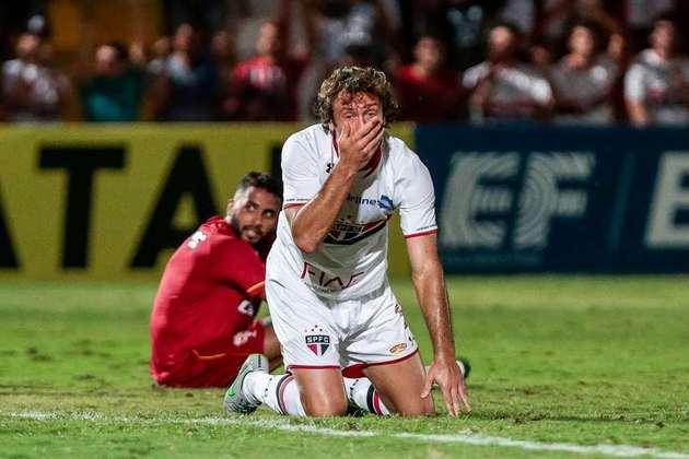 Em 2016, o São Paulo levou uma goleada nas quartas de um time do interior: perdeu de  4 a 1 do Audax, que acabou sendo vice-campeão naquela edição. Detalhe: o técnico era Fernando Diniz.