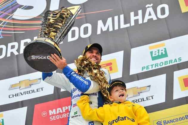 Em 2017, a Corrida do Milhão viajou à Curitiba e a vitória ficou com o experiente Daniel Serra