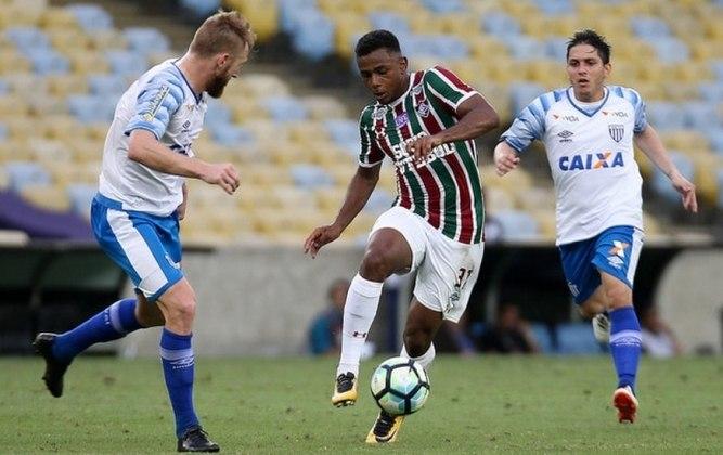 Em 2017, o Fluminense acertou a venda de Wendel para o Sporting, de Portugal. Recentemente o jogador fechou com o Zenit, da Rússia, o que fez o Tricolor lucrar novamente.