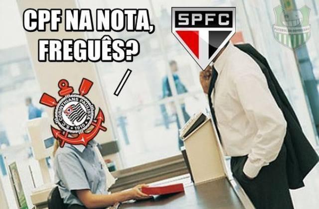Em 2018, novamente o São Paulo foi eliminado pelo Corinthians nas semifinais do Paulistão