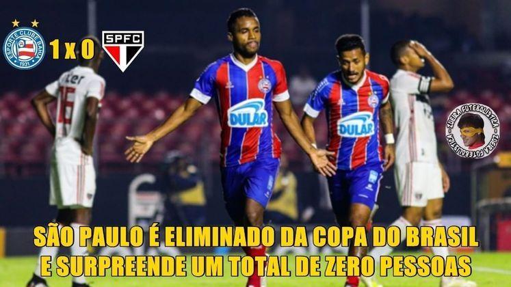 Em 2019, mais uma vez o sonho da Copa do Brasil ficou pelo caminho ao ser eliminado pelo Bahia nas oitavas de final da competição