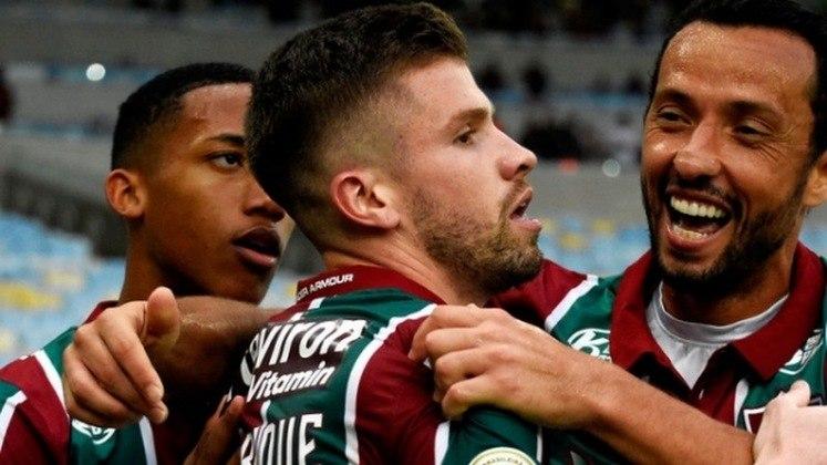 Em 2019, o Fluminense lutava para se afastar da zona de rebaixamento e teve uma semana turbulenta. Comandado pelo técnico Marcão, a equipe venceu o Grêmio no Maracanã, e Nenê marcou o seu segundo gol com a camisa Tricolor.