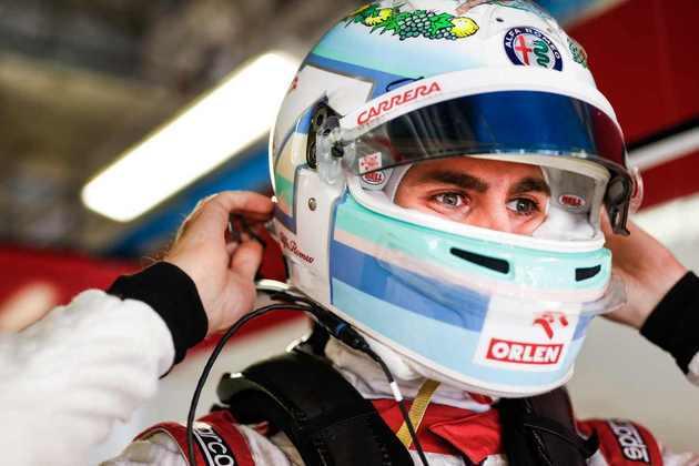 Em 2019, o italiano conseguiu pontuar em Monza e espera repetir o feito neste domingo