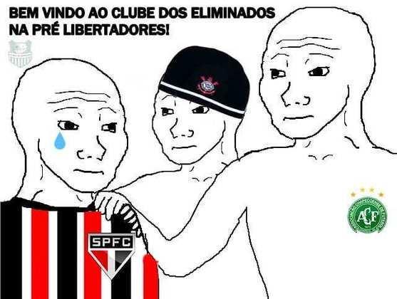 Em 2019, uma das maiores frustrações da história do Tricolor: eliminado pelo Talleres antes da fase de grupos da Libertadores