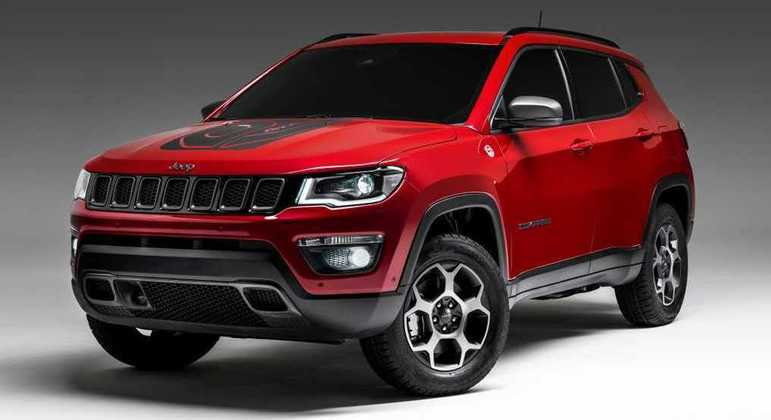 Jeep vendeu mais de 50 mil unidades do Compass