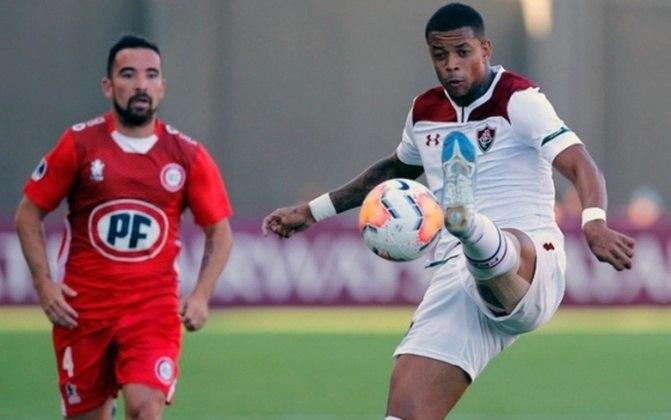 Em 2020, o Fluminense teve uma eliminação precoce na competição continental após dois empates com o Unión La Calera, do Chile, antes da pandemia, ainda na primeira fase.