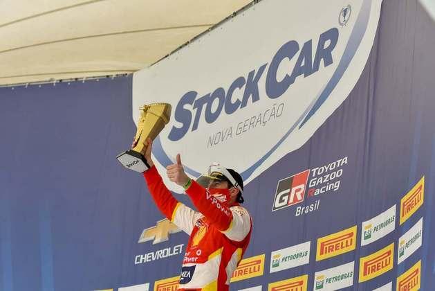 Em 2020, Ricardo Zonta acertou na estratégia e conquistou a Corrida do Milhão pela segunda vez na carreira