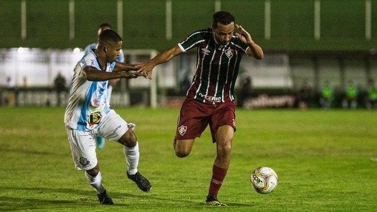 Em 2021, Nenê marcou seu primeiro gol na temporada diante do Macaé pela Taça Guanabara. O Tricolor goleou o adversário por 4 a 0 na oitava rodada da competição estadual.