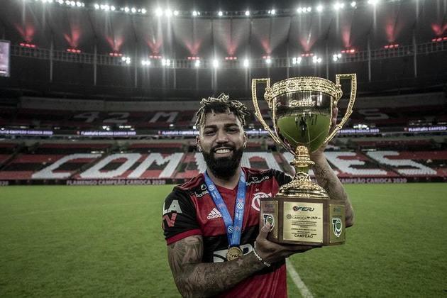 6º lugar: Flamengo - 1590 pontos