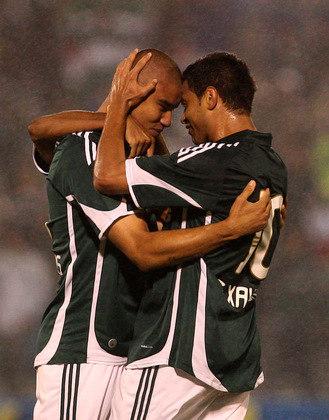 Em 22 de maio de 2010, o último jogo oficial do antigo Palestra Itália. Pelo Brasileiro, o Palmeiras fez 4 a 2 sobre o Grêmio, em noite com dois gols de Ewerthon, e Maurício Ramos e Cleiton Xavier completando o placar para o Verdão.
