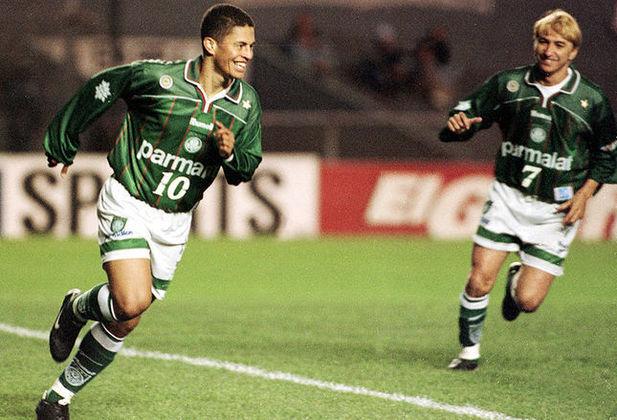 Em 22 de outubro de 1999, pela Mercosul, no Palestra Itália, um emocionante 7 a 3 sobre o Cruzeiro. Paulo Nunes, Evair e Euller fizeram dois gols cada, com Alex completando o placar. Isaías, Ricardinho e Marcelo Ramos descontaram.