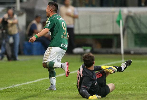 Em 28 de junho de 2015, pelo Brasileiro, a maior vitória em clássicos no Allianz Parque. O Palmeiras enfiou 4 a 0 no São Paulo, com gols de Leandro Pereira, Victor Ramos, Rafael Marques e Cristaldo.