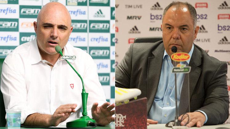 Em 29 de setembro, Maurício Galiotte, presidente do Palmeiras, reclamou que o VAR não era utilizado com o mesmo rigor para o Flamengo. Na semana seguinte, Marcos Braz, vice-presidente do Flamengo, o ironizou, dizendo que o próprio Galiotte foi à CBF pedir desculpas.
