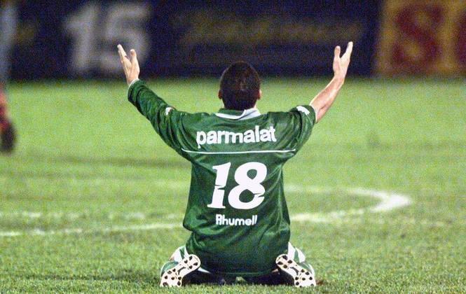 Em 30 de janeiro de 2000, no Palestra Itália, pelo Rio-São Paulo, o Fluminense foi para o intervalo fazendo 2 a 0, com gols de Roni e Magno Alves. No segundo tempo, virada com goleada: Euller fez quatro e Asprilla e Basílio selaram o 6 a 2.