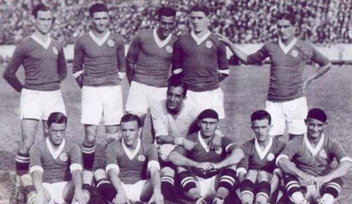 Em 7 de maio de 1933, goleada sobre o Corinthians, no Parque São Jorge. Em jogo válido pelo Paulista e pelo Rio-São Paulo, 5 a 1 para o Palestra Itália. Romeu Pellicciari e Gabardo marcaram duas vezes cada, com Carazzo completando. Rato descontou.