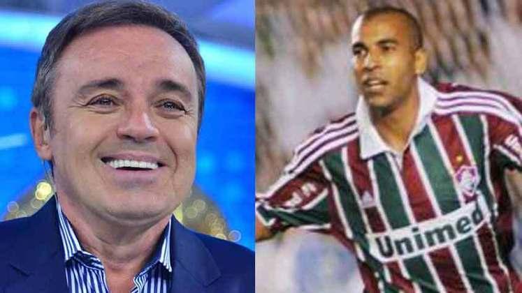 Em agosto de 2010, o ex-apresentador Gugu Libertado, que faleceu em 2019, e o jogador Emerson, do na época atuando pelo Fluminense, se enfrentam na Justiça por causa de uma obra em um duto de gás que causou a morte de duas crianças em 2007, na cobertura do condomínio