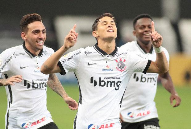 Em duelo pela 31ª rodada do Campeonato Brasileiro, o Corinthians recebeu o Sport e venceu por 3 a 0, com gols de Gustavo Silva, Mateus Vital e Jô. Veja as notas do LANCE! para o Timão na partida e os pontos positivo e negativo do Leão. (por Redação São Paulo)