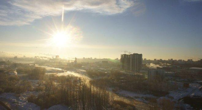 Em fevereiro de 2013, um meteoro atingiu a região dos Urais, na Rússia