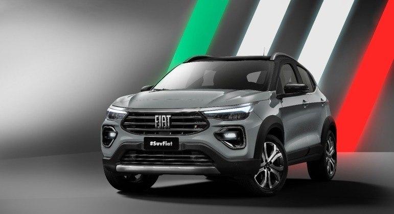 Modelo será equipado com Fiat Connect Me