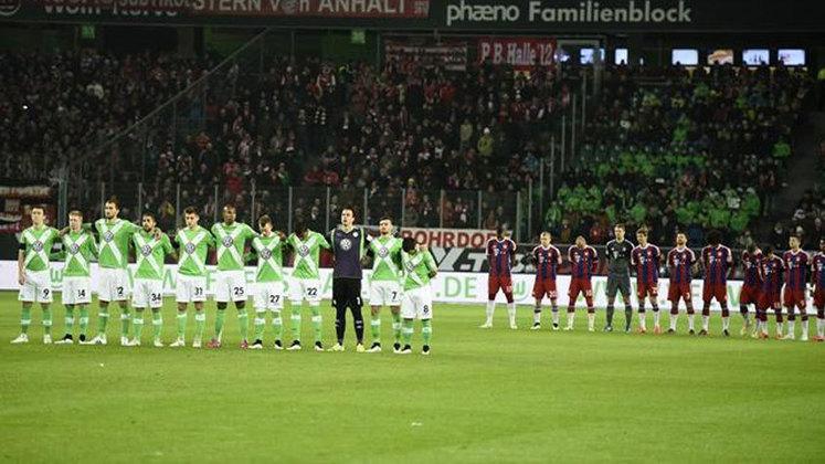 Em janeiro de 2015 o Bayern de Munique de Guardiola foi surpreendido pelo Wolfsburg com uma goleada de 4 a 1.