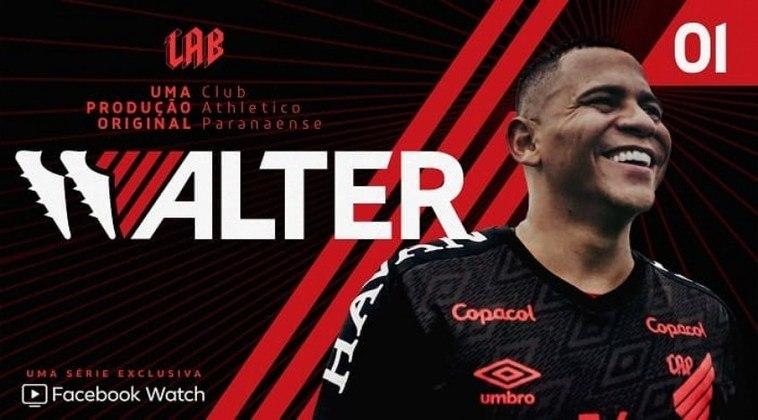 Em maio, o Athletico anunciou o retorno do atacante Walter. Ele assinou um contrato de três meses com o Furacão. para mostrar se está em condições para jogar. Punido por doping, Walter só pode jogar depois do dia 5 de julho.