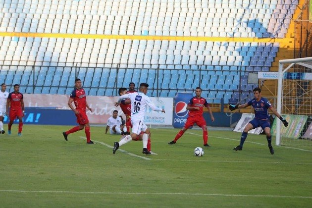 Em março, o Comitê Executivo da Liga Nacional da Guatemala emitiu um comunicado confirmando o cancelamento da competição nacional, que terminou sem um campeão.