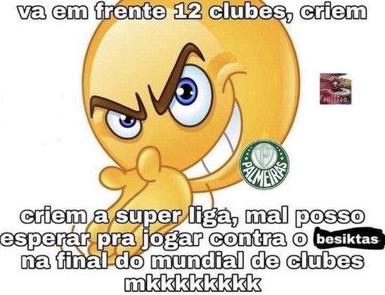 Em memes, torcedores ironizam criação da Superliga Europeia e enaltecem a Champions League