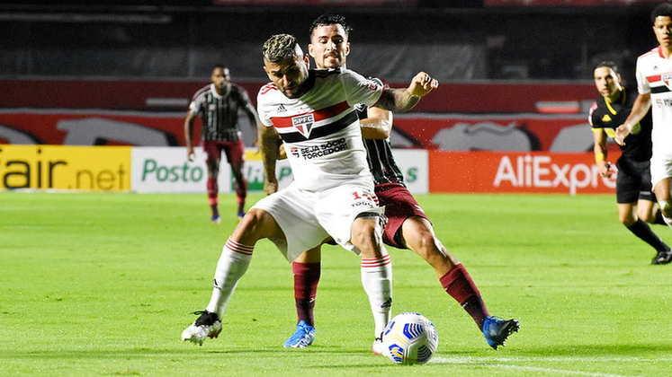 Em partida válida pela primeira rodada do Campeonato Brasileiro, São Paulo e Fluminense empataram por 0 a 0. Veja as notas dos jogadores do Tricolor Paulista.