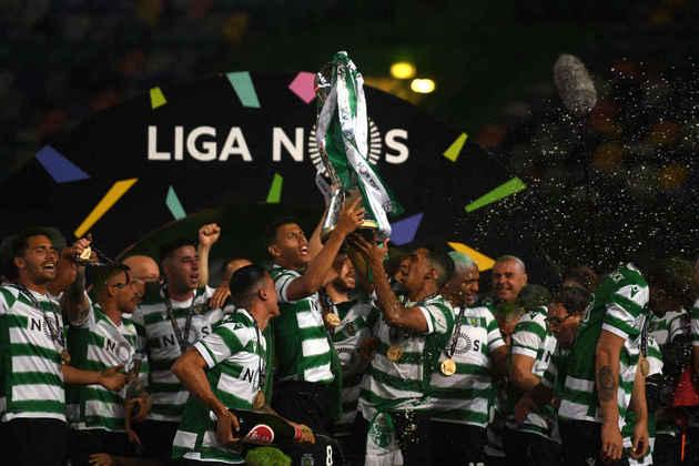 Em Portugal, a maior parte da tabela já foi definida. O Sporting, depois de quase 20 anos, voltou a ser campeão.