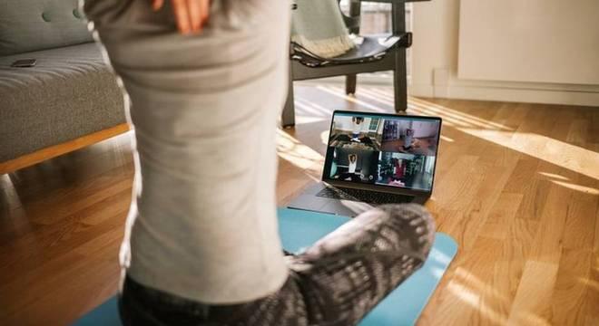 Aplicativos ajudam a conectar professores e alunos nas sessões de exercícios