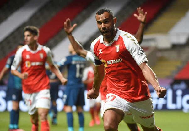 Em quarto lugar, o Braga não pode mais ser alcançado e estará na Liga Europa.