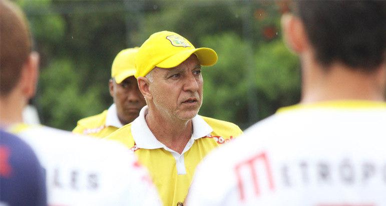 Em relação ao Brasiliense, a previsão de retorno dos jogos é no mês de julho, mas ainda é necessário o aval das autoridades.