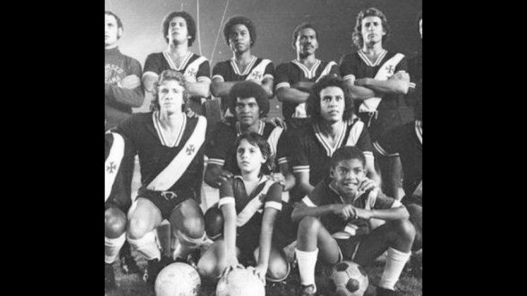 Em São Januário, casa vascaína, marcou 184 gols tornando-se o maior artilheiro da Colina Histórica.