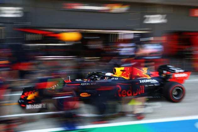 Em Silverstone, Verstappen mira o terceiro pódio em sequência