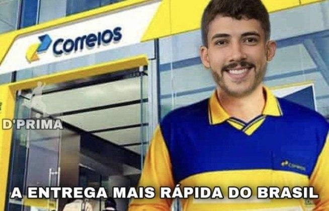 Em um dos melhores jogos do Brasileirão até o momento, o Flamengo conseguiu o empate nos acréscimos do segundo tempo e impediu que o Internacional abrisse três pontos de vantagem na ponta do campeonato. Vacilos da zaga rubro-negra motivaram memes nas redes sociais. Confira! (Por Humor Esportivo)
