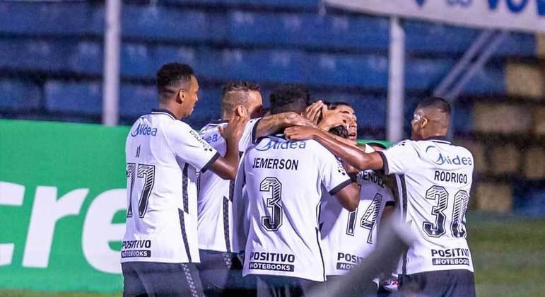 Último jogo do Corinthians no Paulistão foi a vitória sobre o São Caetano
