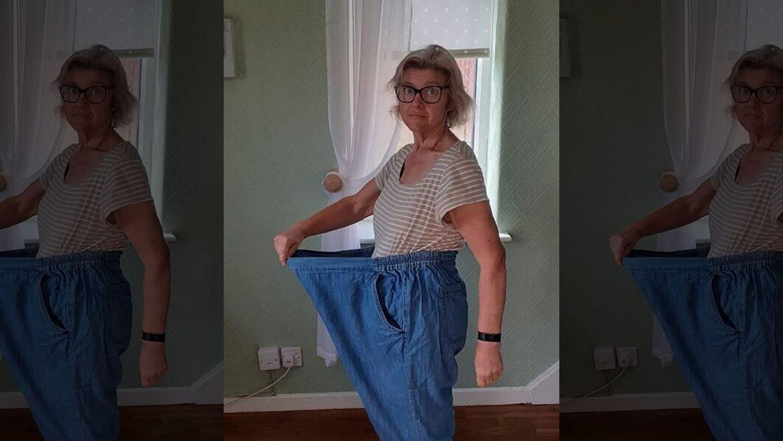Catherine perdeu mais peso do que tem agora