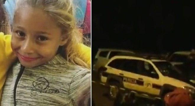 Corpo de Emanuelle foi encontrado em região de mata após vizinho indicar local