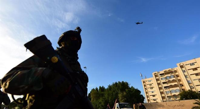 Ataque na noite desta quarta aconteceu perto da embaixada dos EUA em Bagdá
