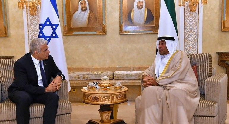 Israel inaugura sua primeira embaixada no Golfo em Abu Dhabi, nos Emirados Árabes Unidos