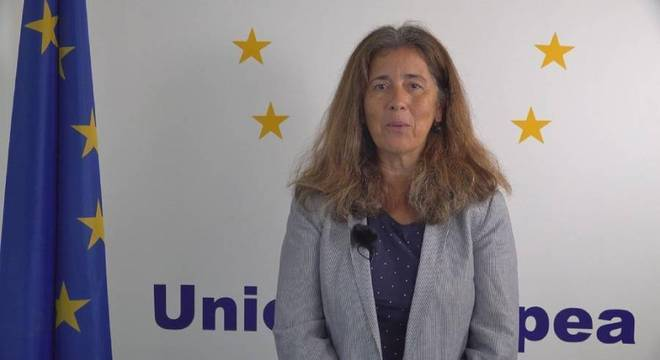 Embaixadora da UE na Venezuela, Isabel Brilhante Pedrosa precisará deixar o país