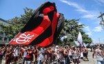 embarque Flamengo