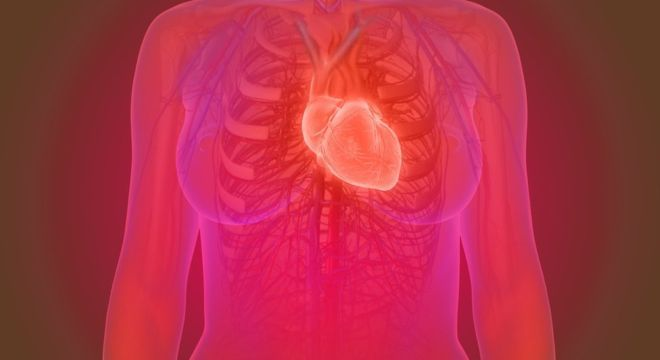 Embora o risco de infarto seja menor em mulheres, certos fatores de risco parecem ter um impacto maior sobre elas