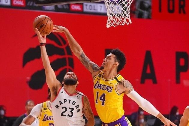 Embora seja um dos melhores defensores de perímetro da NBA, o ala-armador Danny Green (Los Angeles Lakers) foi um fiasco no ataque. Ele errou todas as sete tentativas de arremessos, sendo seis delas de três pontos. Em quase 20 minutos em quadra, Green saiu zerado em pontos, pegou três rebotes e deu dois tocos