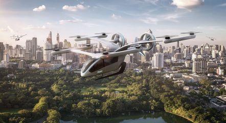 """Projeto de """"carro voador"""" ainda está em desenvolvimento"""